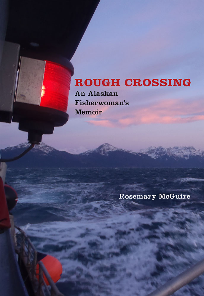 """Cover of """"Rough Crossing"""""""